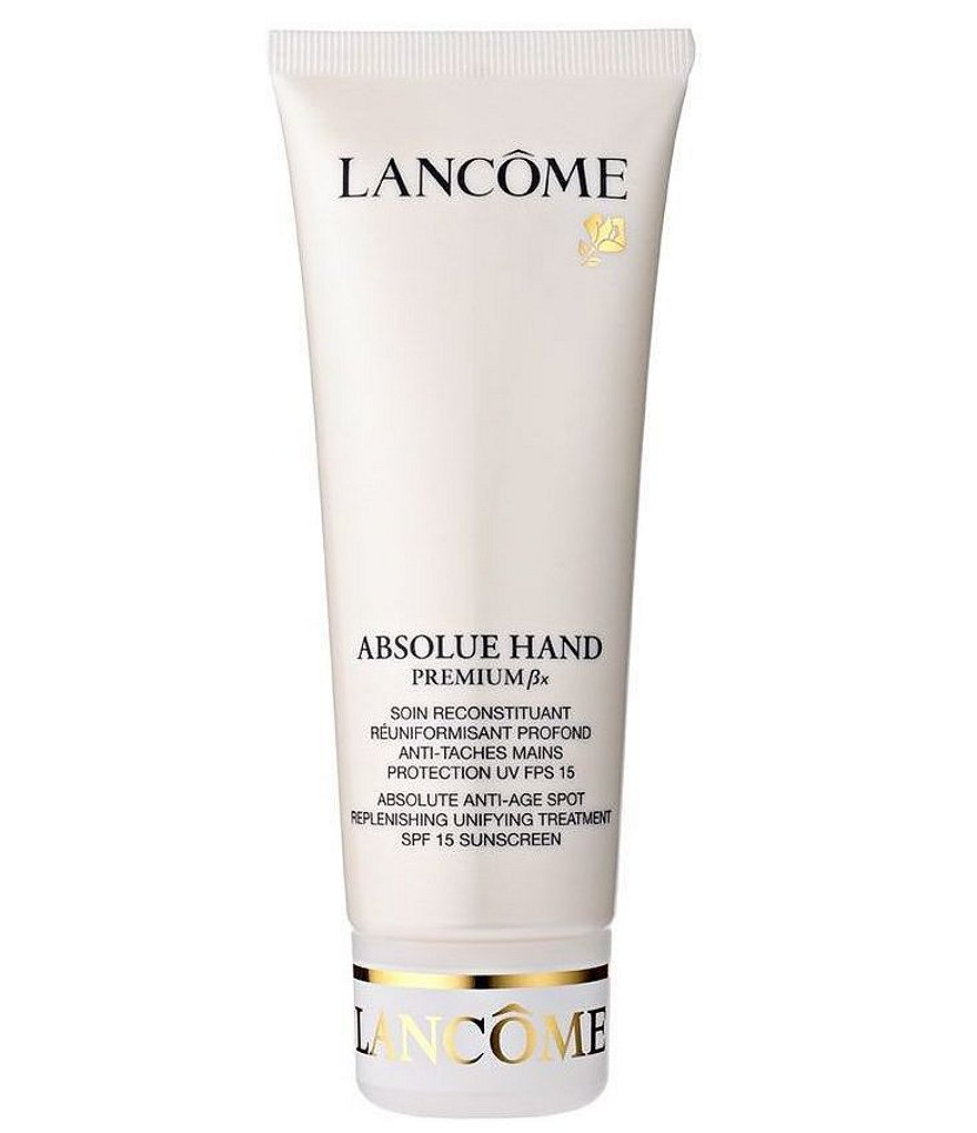 Lancome Absolue Hand Absolute Anti-Age SpotReplenishing Unifying Treatment SPF 15 Sunscreen
