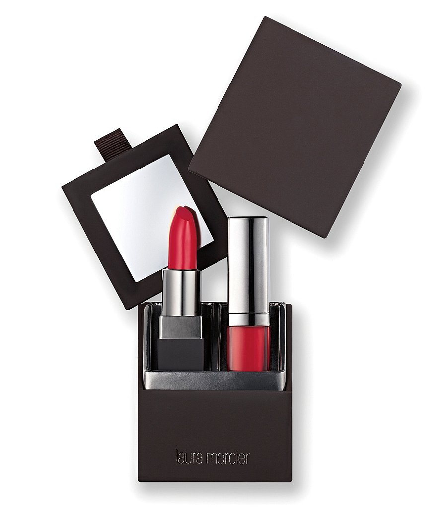 Laura Mercier Icon Leading Lady Limited-Edition Lip Duo Set