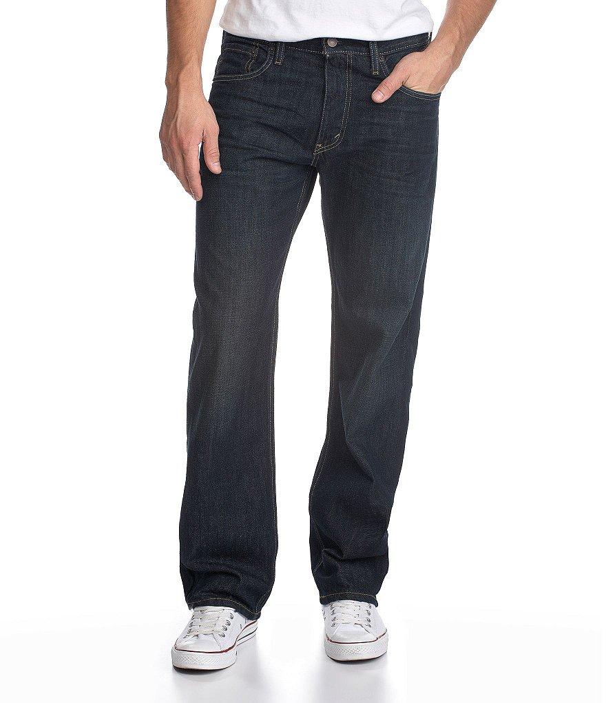 d06befb1665 hot sale Levi's? 569 Loose Straight Jeans New Arrival Men Clothing JnTErbPKB