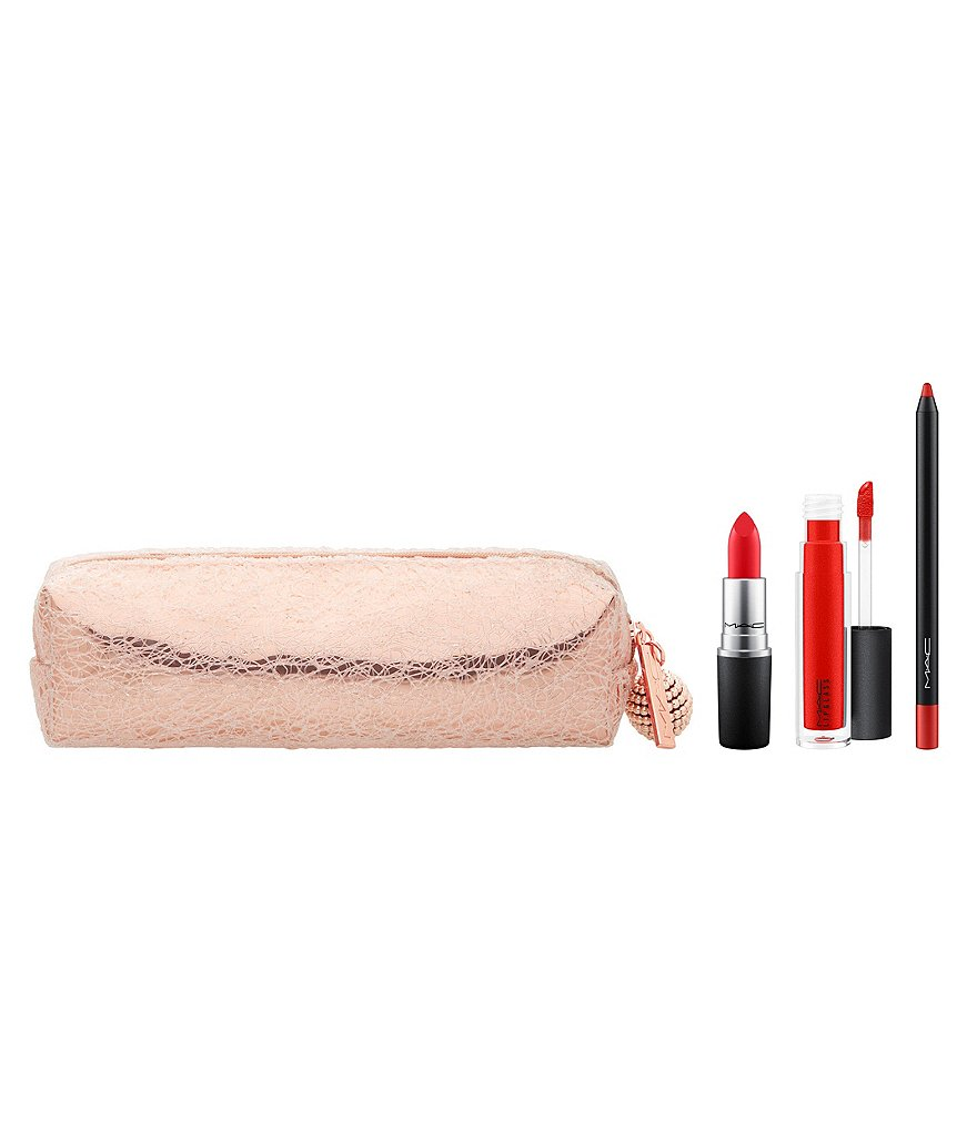 Mac makeup bag