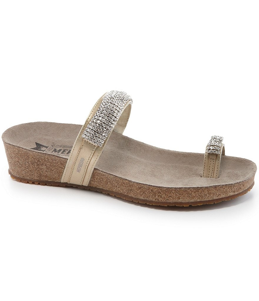 Mephisto Izabel Slide Sandals