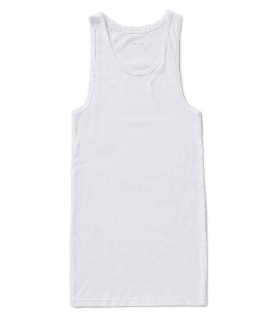 Michael Kors Ribbed Tanks 3-Pack