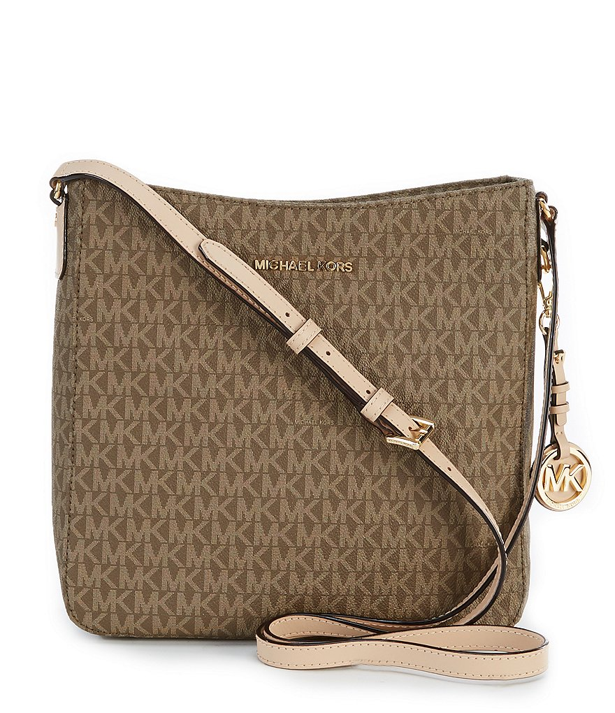 2bd1d670e6 Buy michael michael kors jet set cross body bag   OFF65% Discounted