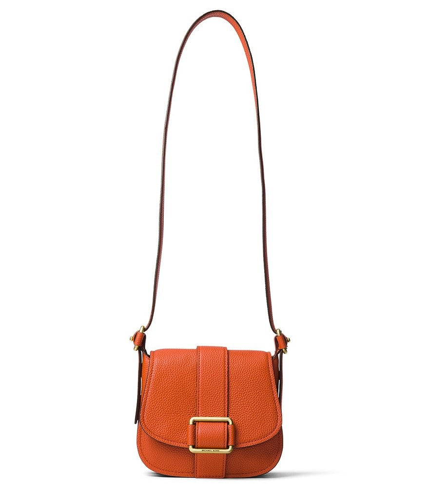 MICHAEL Michael Kors Maxine Medium Saddle Bag