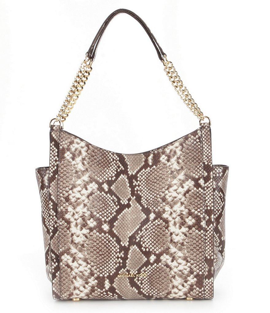 97465d1c7ab1 Buy michael kors snake print bag   OFF65% Discounted