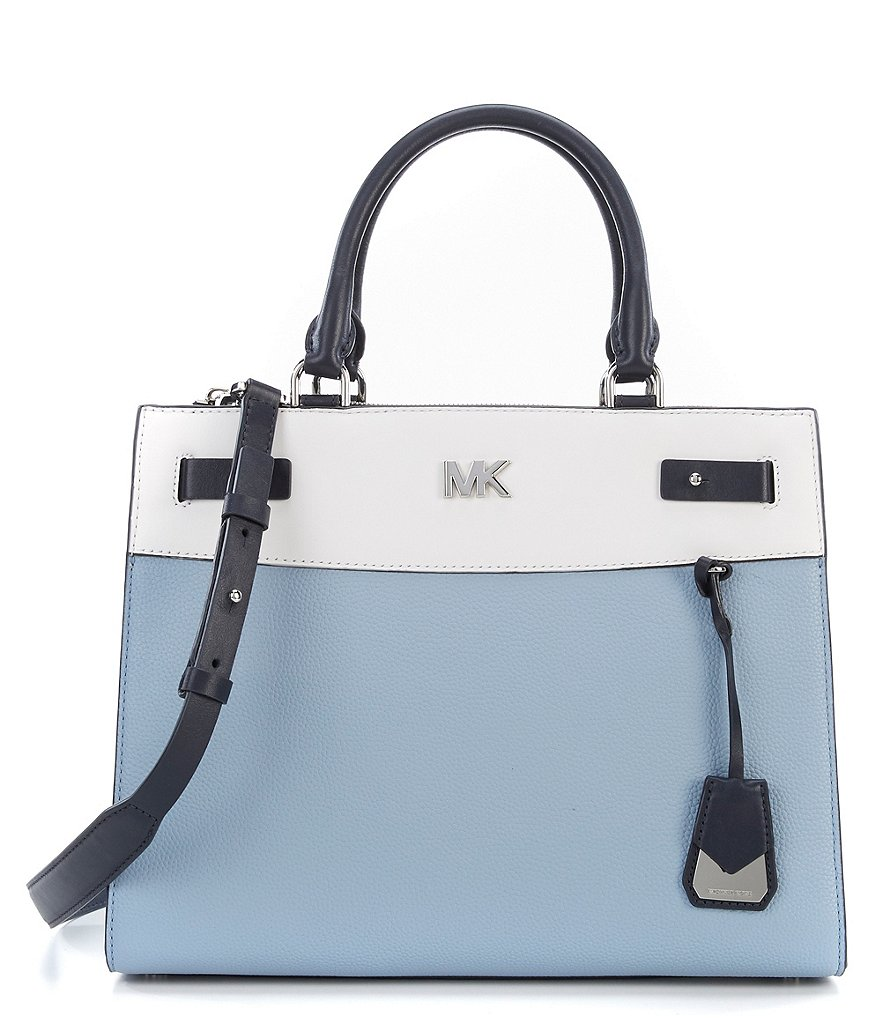 Reagan Colorblock Large Satchel by Generic