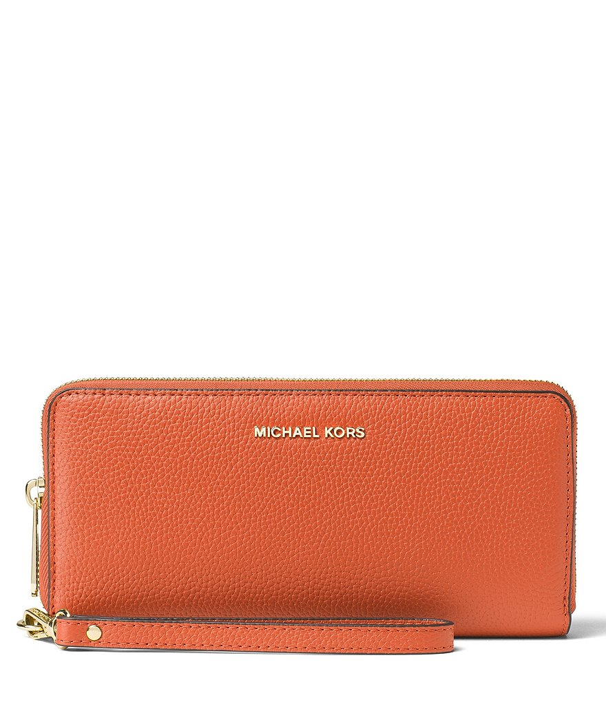 MICHAEL Michael Kors Mercer Travel Continental Wallet
