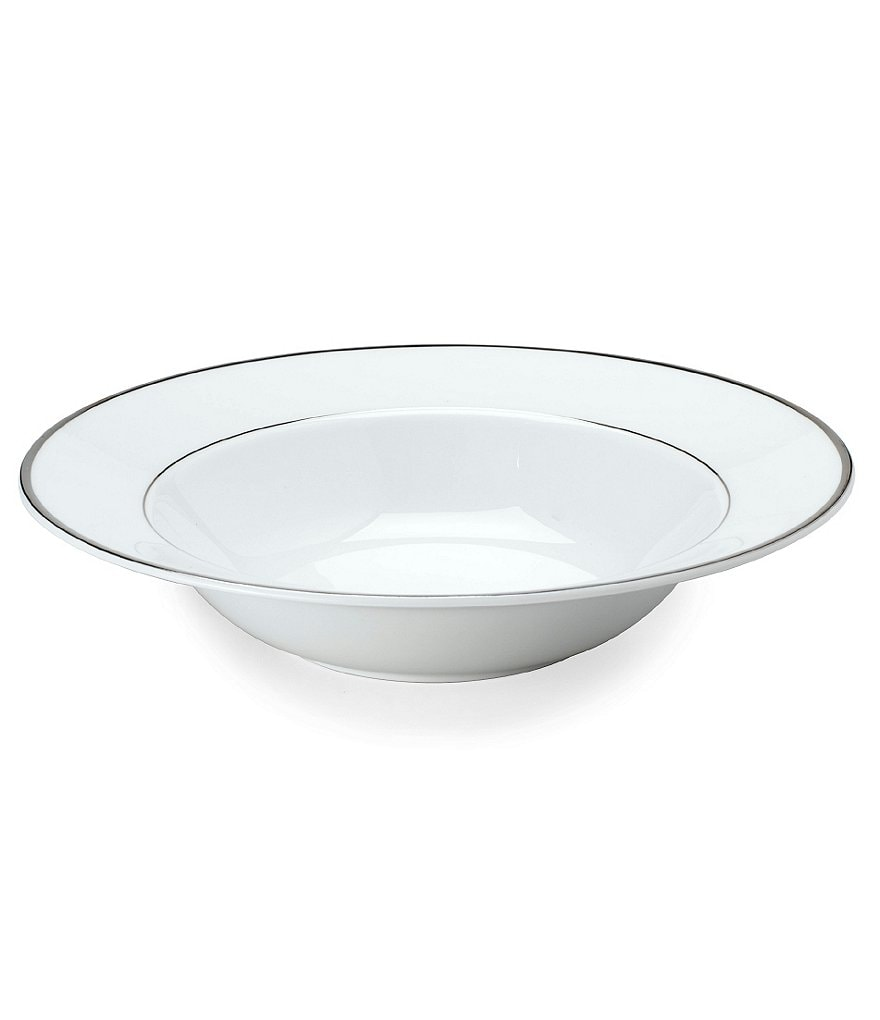 Mikasa Cameo Platinum Porcelain China Vegetable Bowl
