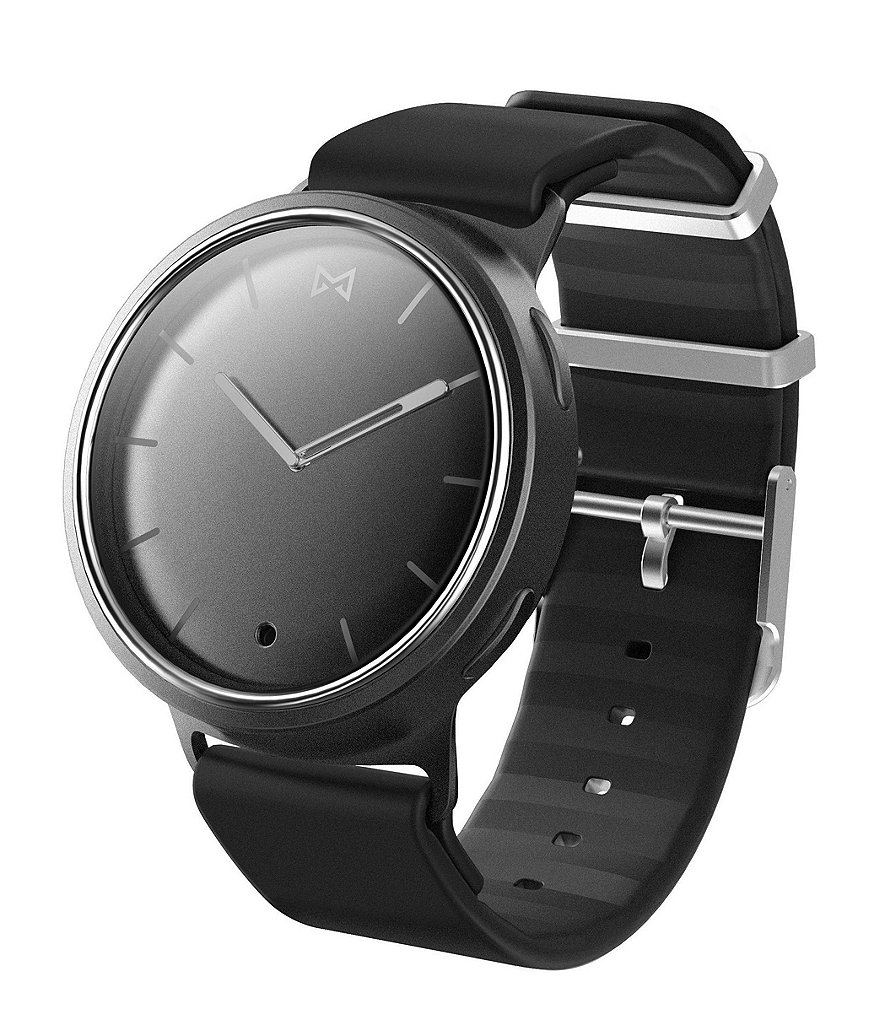 Misfit Phase Silicone-Strap Hybrid Smart Watch
