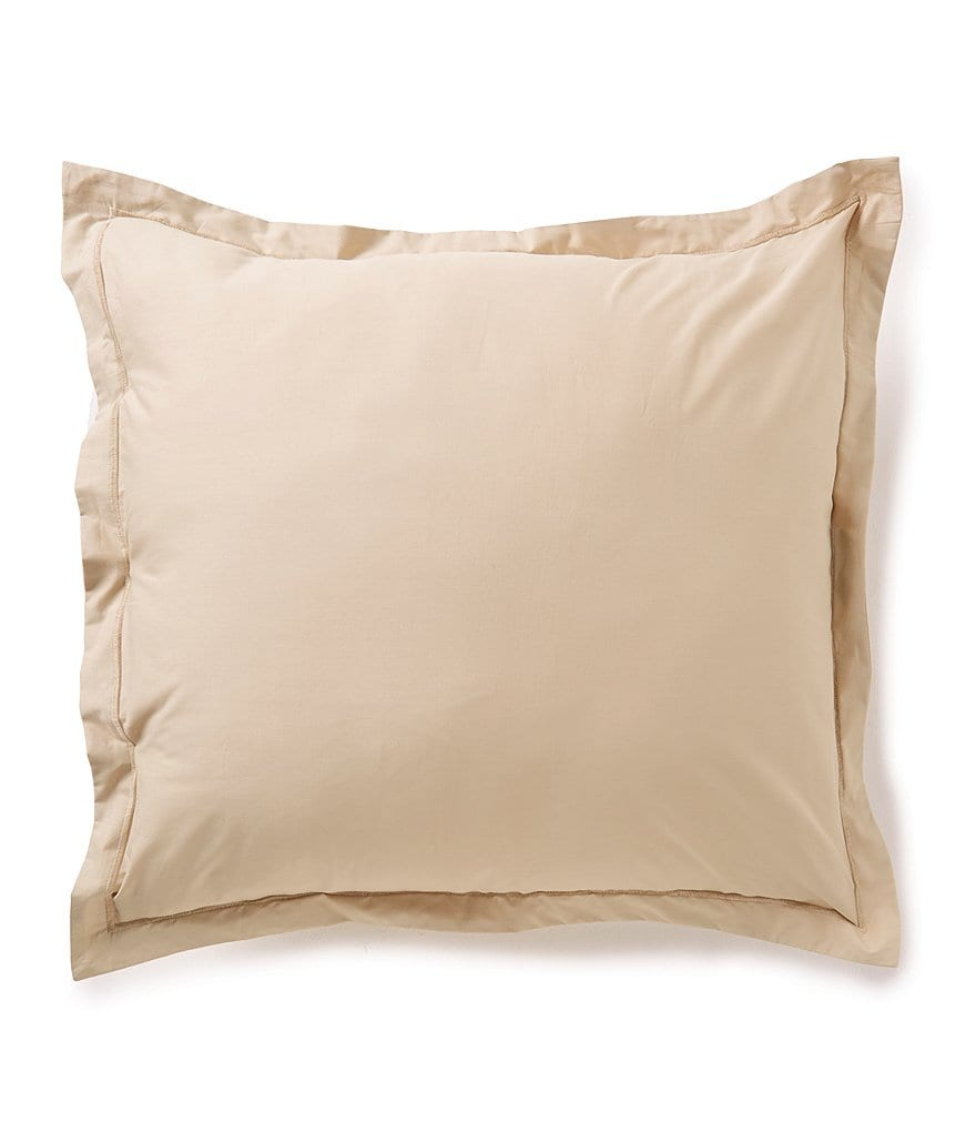 Moderne by Noble Excellence Soho Embroidered Percale Euro Sham