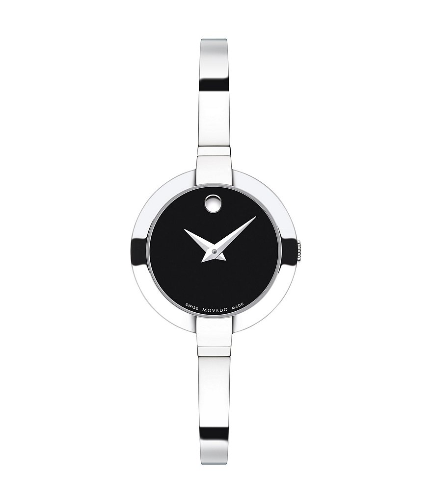 Movado Bela Bangle Watch