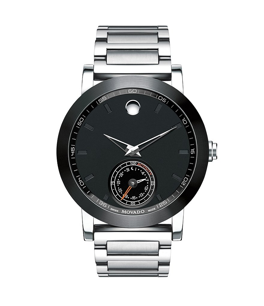 Movado Motion Men´s Museum Sport Smart Watch
