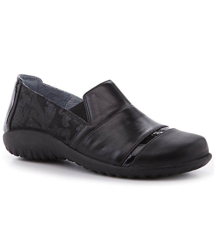Naot Miro Slip-On Leather Shoes
