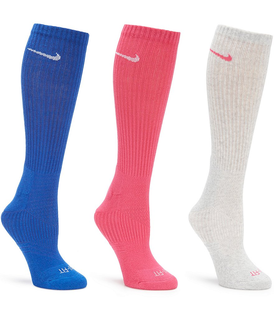 Nike Women´s 3-Pack Cushion Crew Training Socks