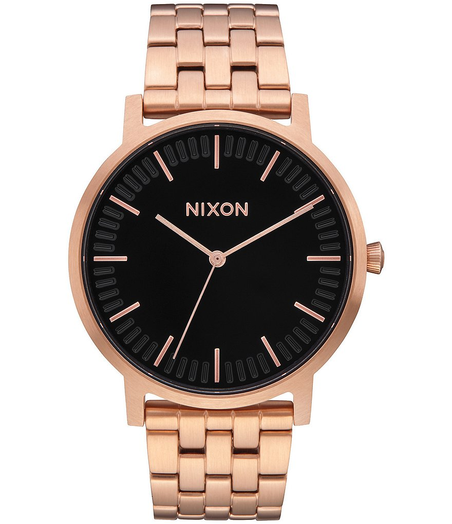 Nixon Porter Analog Bracelet Watch