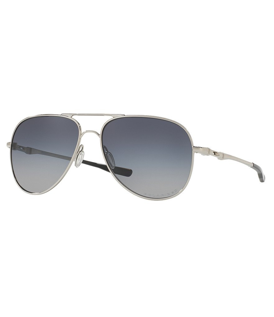 Oakley Elmont Polarized Gradient Aviator Sunglasses