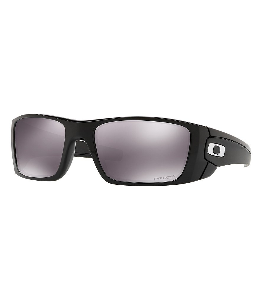 Oakley Mens Fuel Cell Prizm Sunglasses
