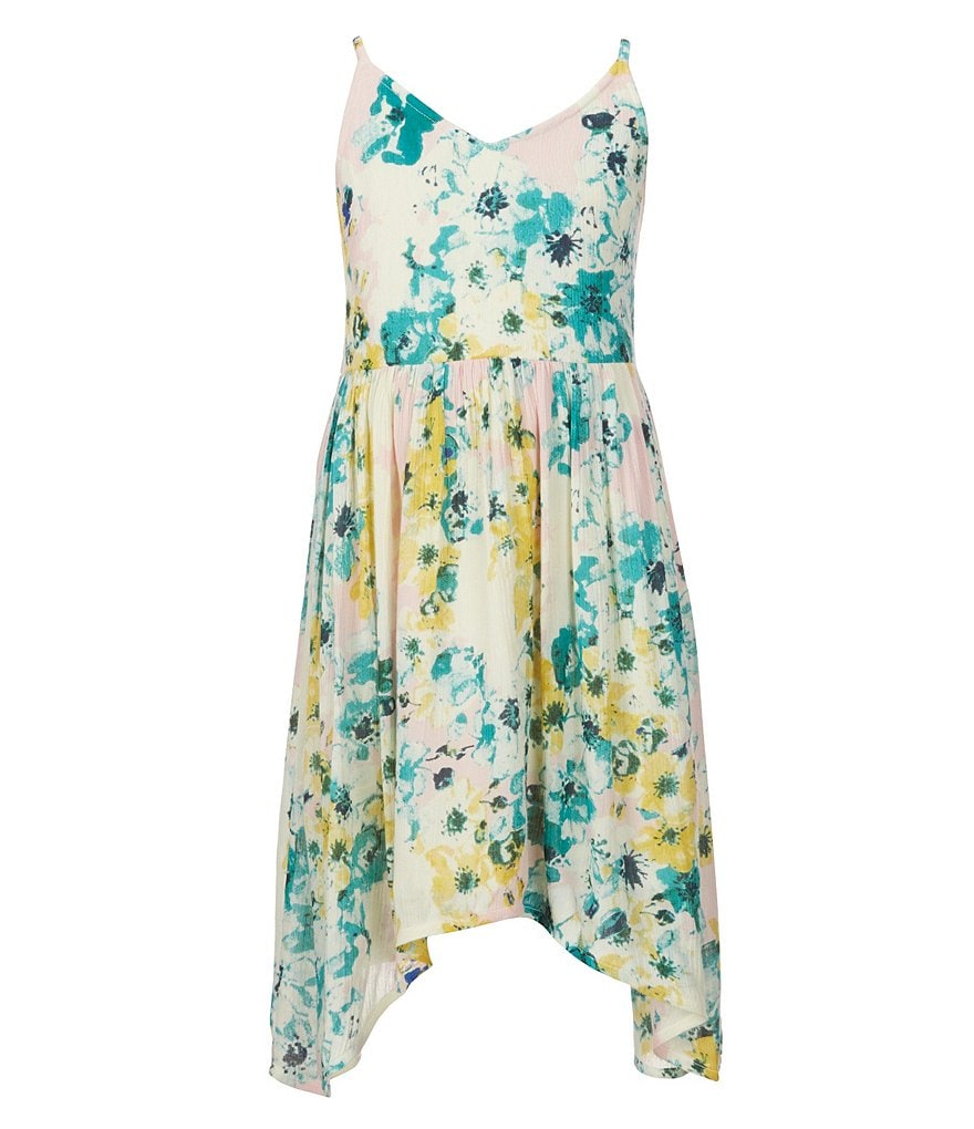 O´Neill Big Girls 7-16 Olivia Floral Dress