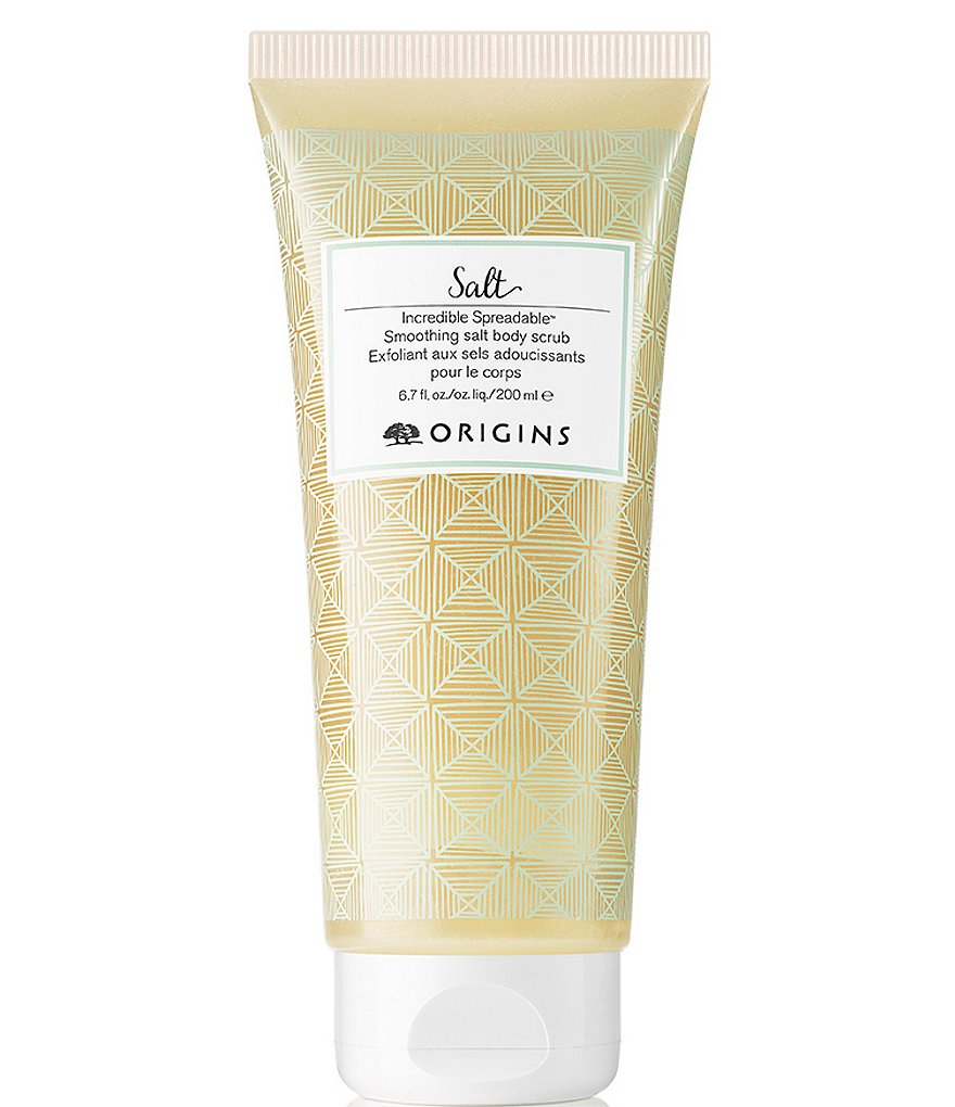 Origins Incredible Spreadable Smoothing Ginger Body Scrub