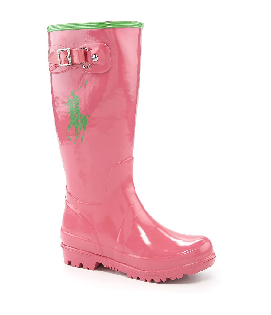 Polo Ralph Lauren Ralph Girls´ Rain Boots