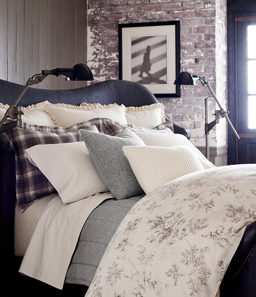 Ralph Lauren Hoxton Collection Ainslie Floral Comforter