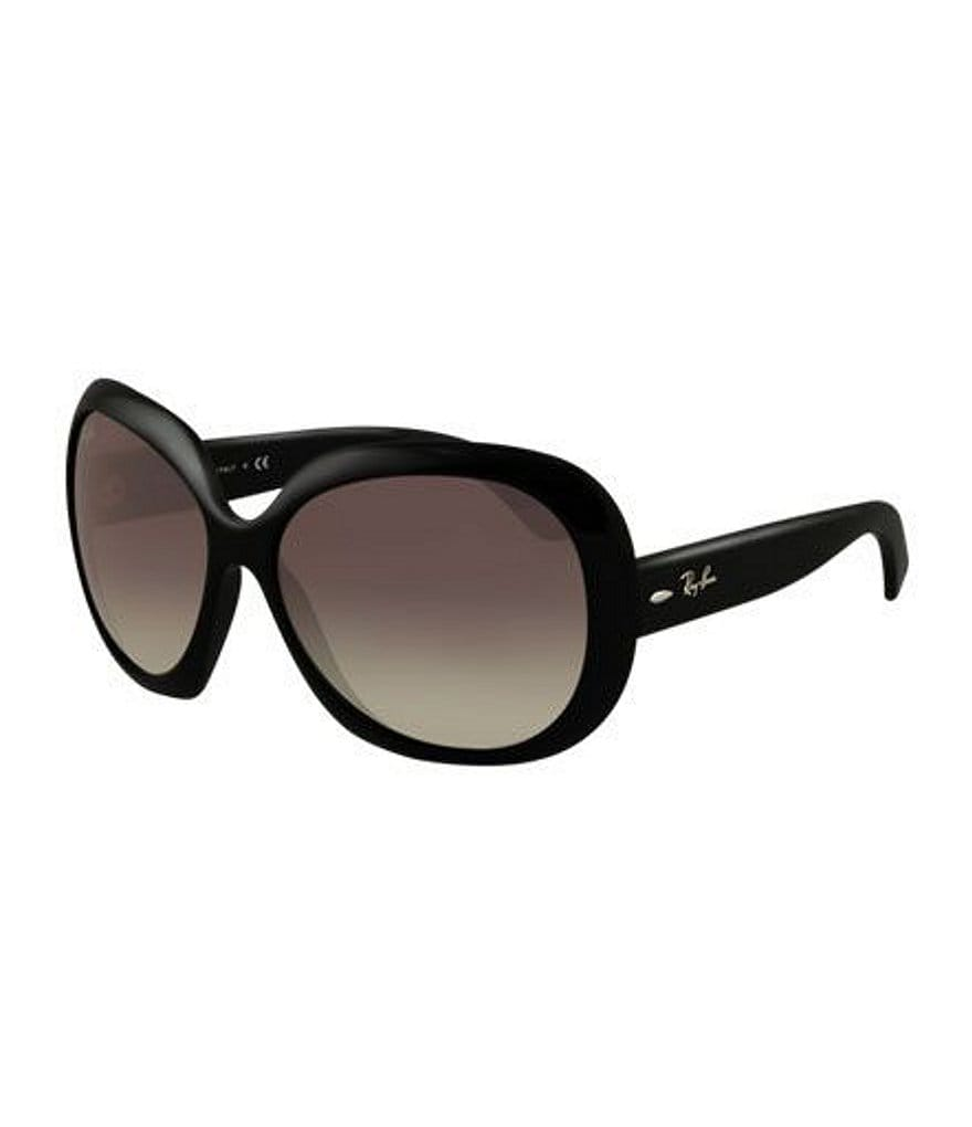 Ray-Ban Jackie Ohh II Oversized Sunglasses with Gradient Lenses