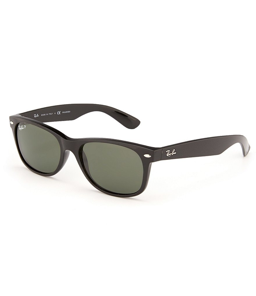 Ray-Ban Polarized New Wayfarer Sunglasses