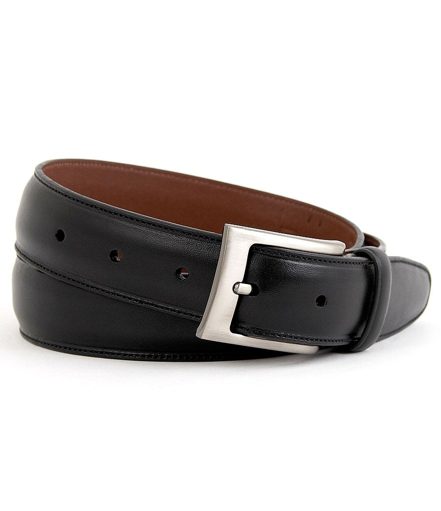 Roundtree & Yorke Oiled Dress Belt