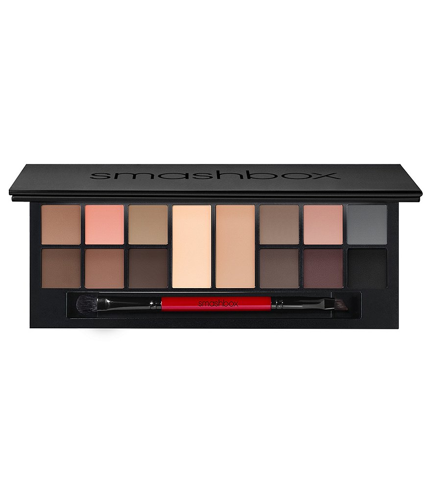 smashbox Photo Matte Eyes Eyeshadow Palette