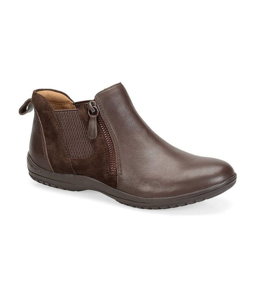 Softspots Bobbie Side Zip Lifestyle Booties