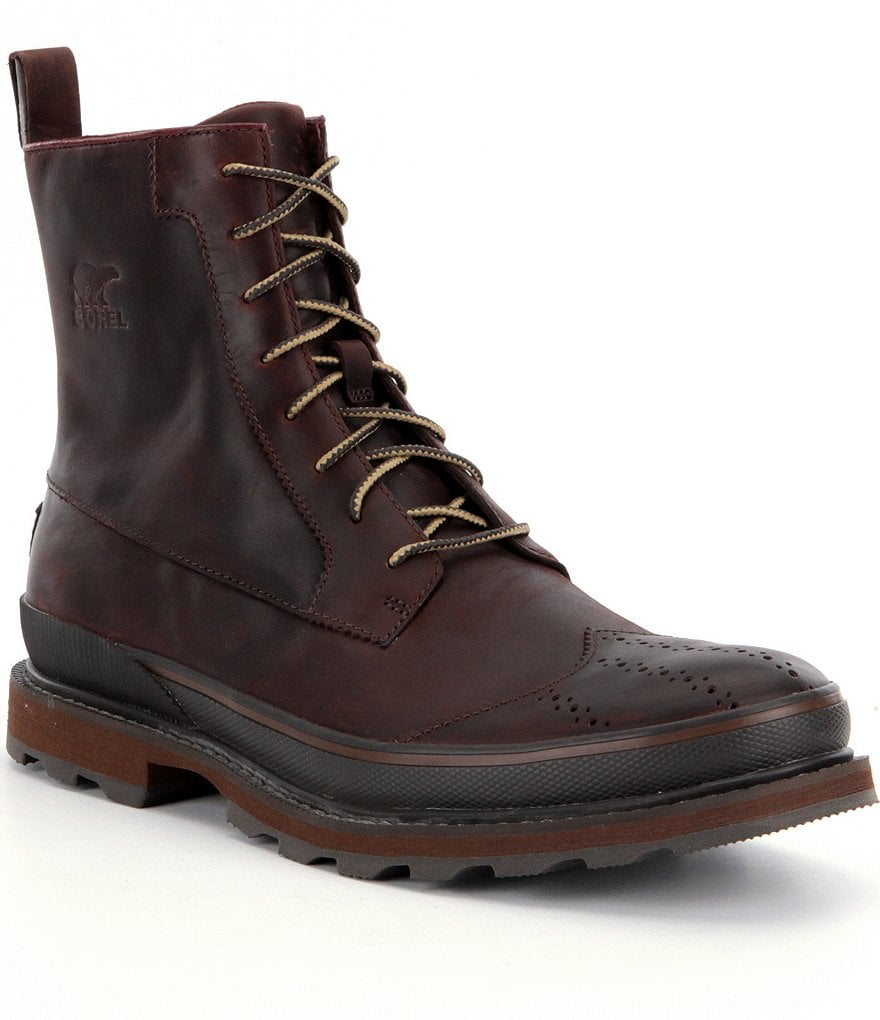 Sorel Men´s Madson Wingtip Lace-up Boot