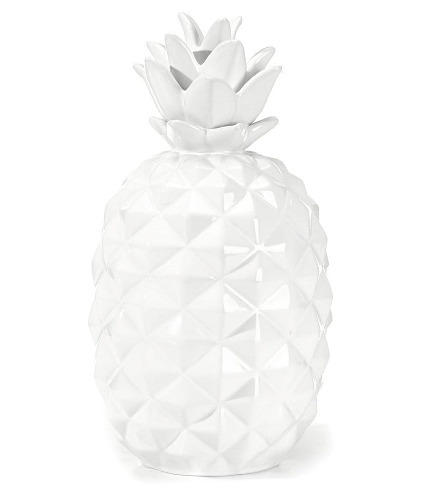 Southern Living Ceramic Pineapple Figurine