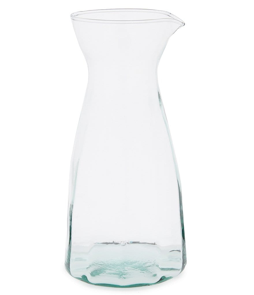 Southern Living Ibiza Recycled Glass Carafe