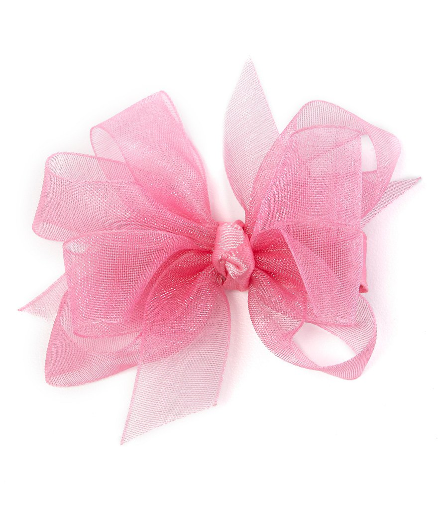 Starting Out Infant Organza Bow