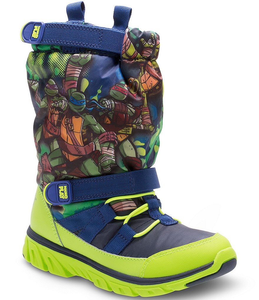 Stride Rite Boys´ Teenage Mutant Ninja Turtles M2P Sneaker Boots