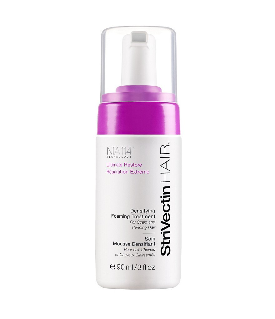 StriVectin HAIR Ultimate Restore Densifying Foaming Treatment for Scalp or Thinning Hair