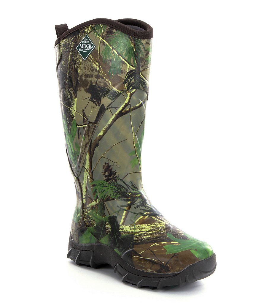 The Original Muck Boot Company® Pursuit Snake Cold Weather Waterproof Boots