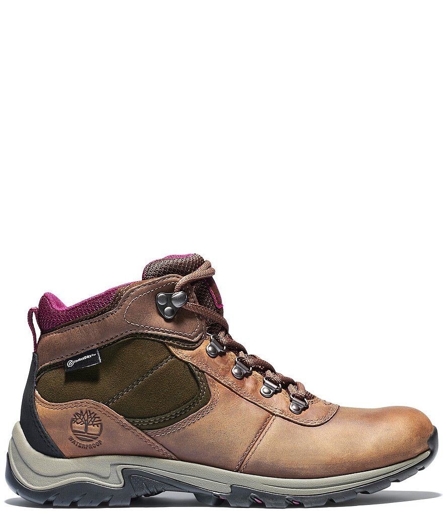 e8f5c2562 New Arrival Timberland Women's Mt Maddsen Mid Waterproof Hiking Boots Women  Shoes 6xS73DLWx on sale