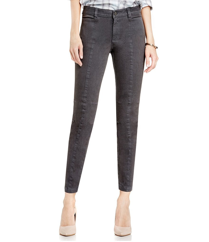 Two by Vince Camuto Stretch Sateen Skinny Jean