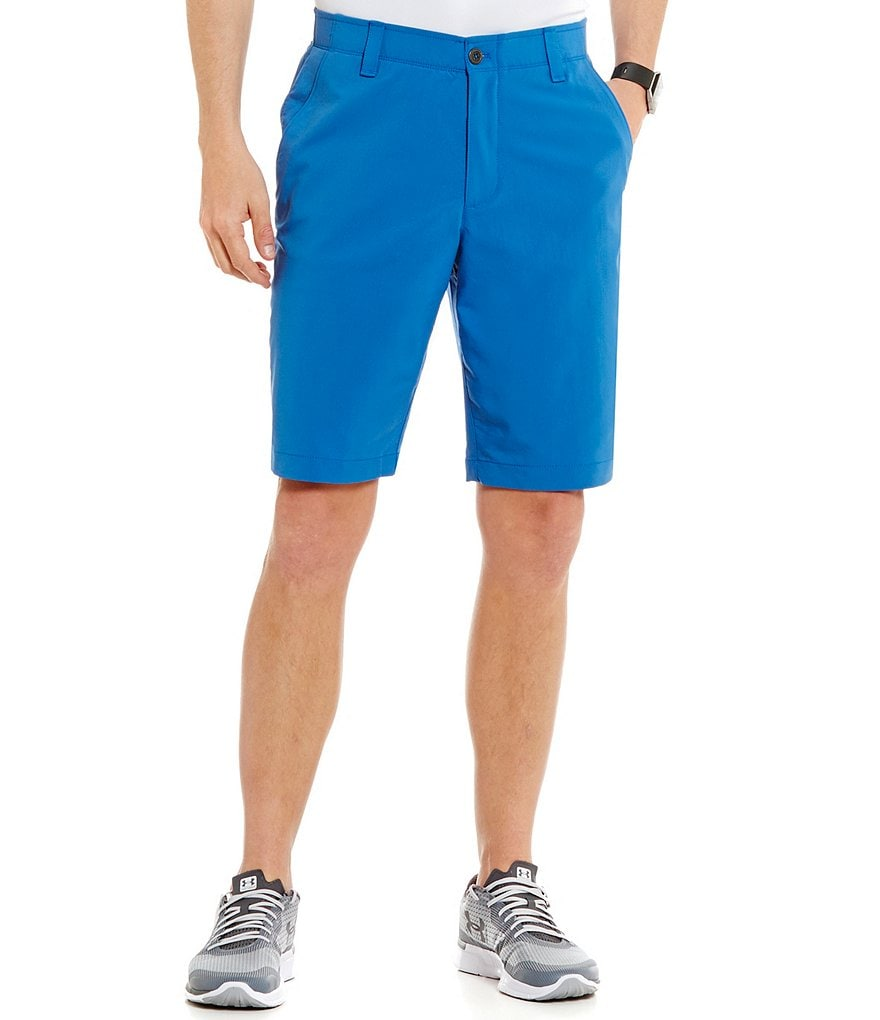 Under Armour Golf Matchplay Flat Front Shorts