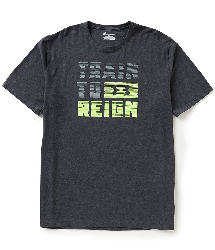 Under Armour Training To Reign Graphic Tee