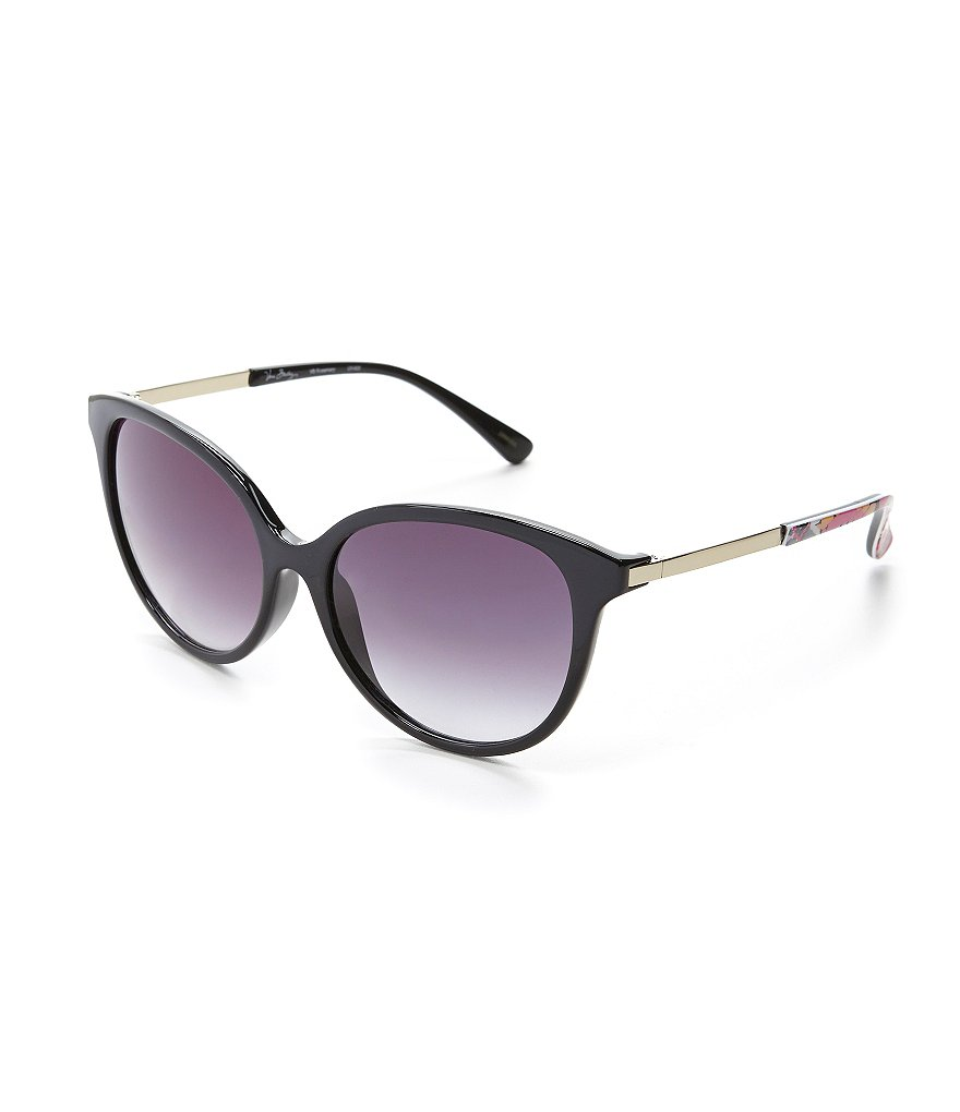 Vera Bradley Rosemary Cat-Eye Sunglasses