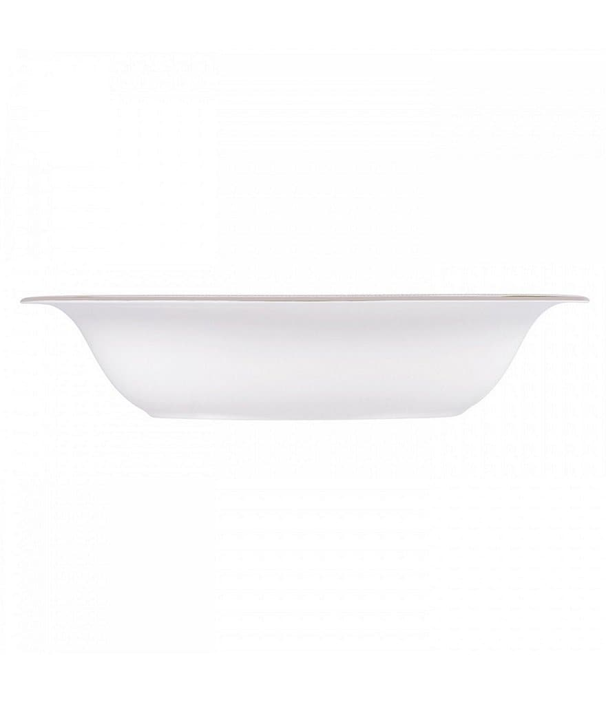 Vera Wang by Wedgwood Lace Floral Bone China Oval Vegetable Bowl