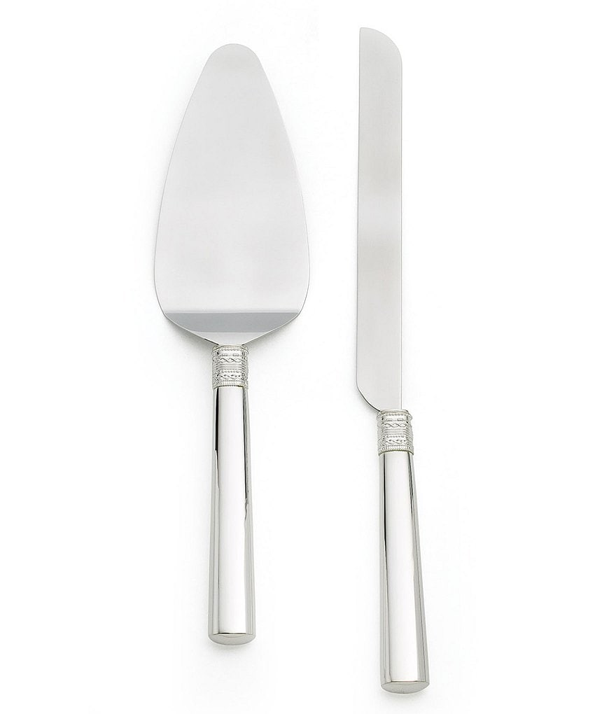 Vera Wang With Love Cake Knife & Server Set