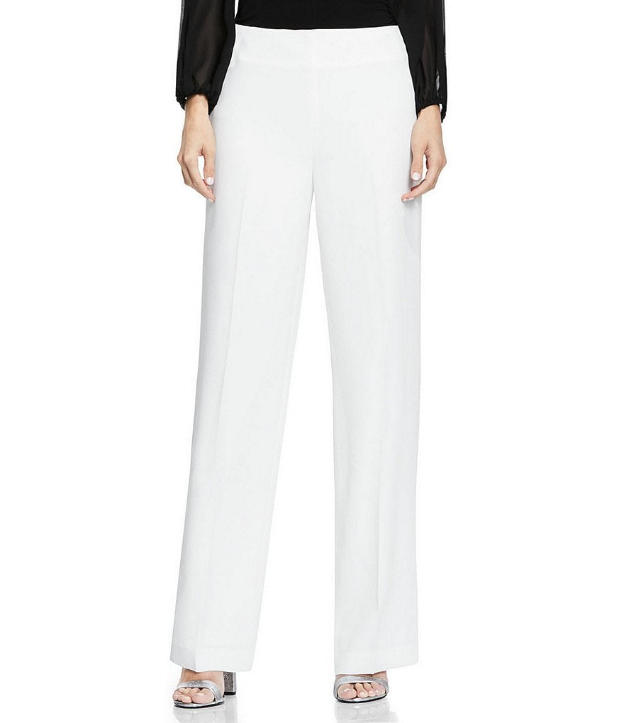 Vince Camuto Side Zip Wide Leg Pant