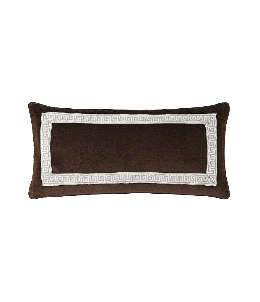Waterford Colebrook Greek Key Pillow