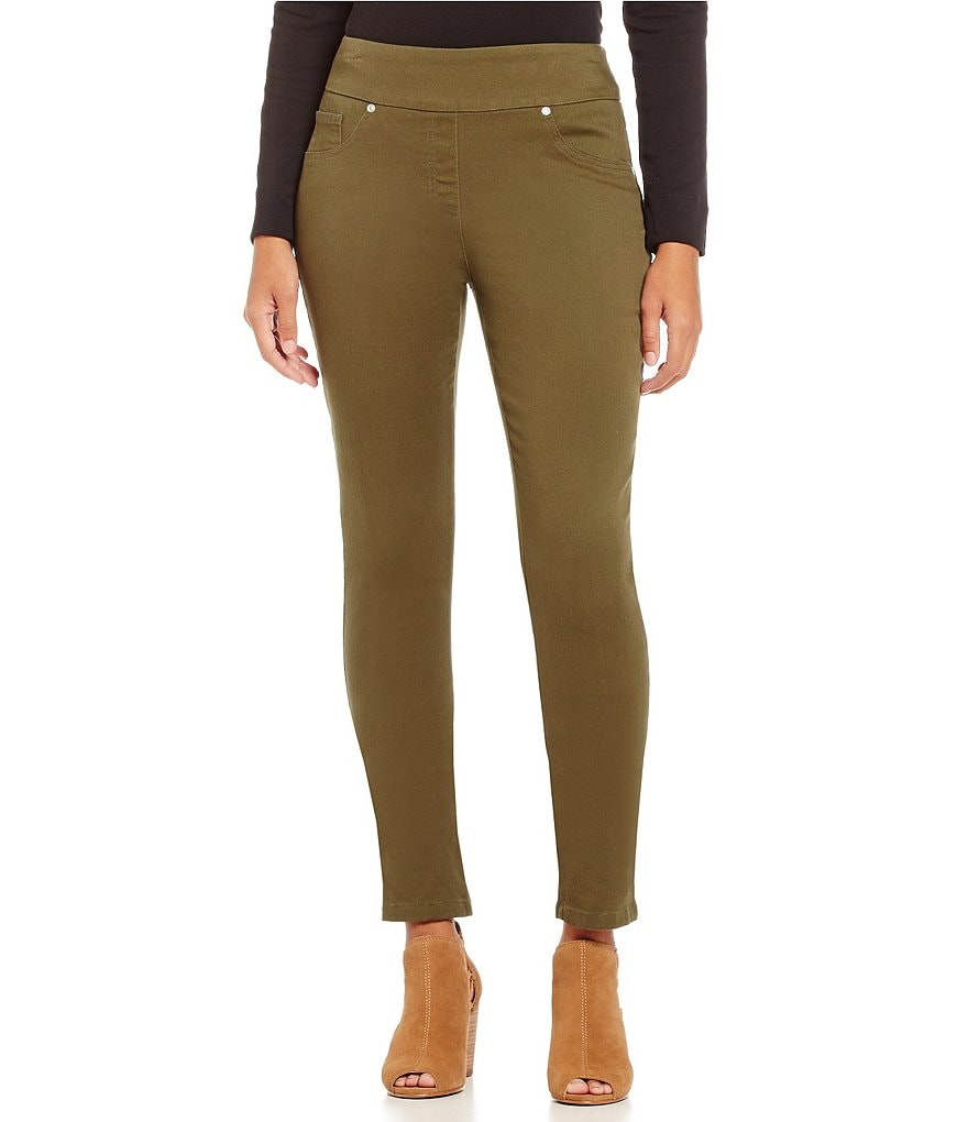 Westbound the PARK AVE fit Skinny Leg Pant