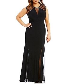 Juniors | Plus | Dresses | Formal & Prom Dresses | Dillards.com