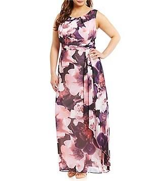 Plus-Size Maxi Dresses   Dillards