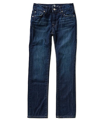 7 for all mankind Big Boys 8-16 Slimmy-Fit Denim Jeans
